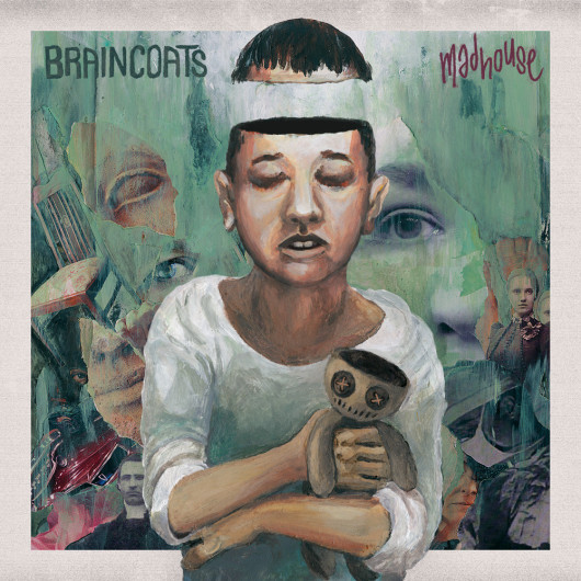 Braincoats Madhouse album cover